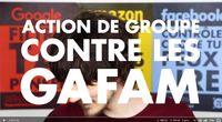 Actions de groupe contre les GAFAM by La Quadrature du Net